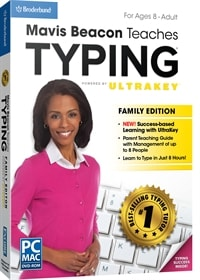 A review of Mavis Beacon Teaches Typing offering customizable training.