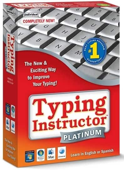 A review of Typing Instructor Platinum offering a unique learning method in the form of a virtual trip.