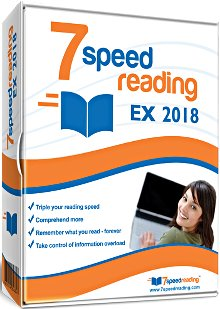 cover image of 7 speed reading Ex 2018
