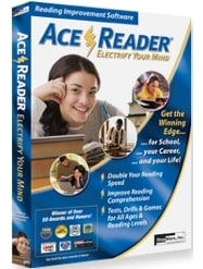 image of AceReader Elite Speed Reading Software