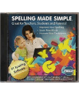cover image of spelling made simple, small
