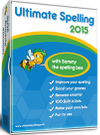cover image of ultimate spelling, small