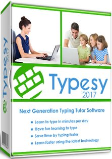 Typesy 2017. Is this the typing tutor that is most suited to your needs? A review.