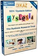 cover image KAZ typing dyslexia edition