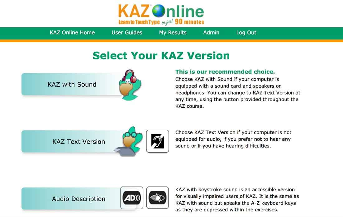 KAZ Typing Review - Learn to Type in 90 Minutes | Typing Lounge