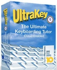 Ultrakey 6 is a comprehensive typing tutor for students and teachers.