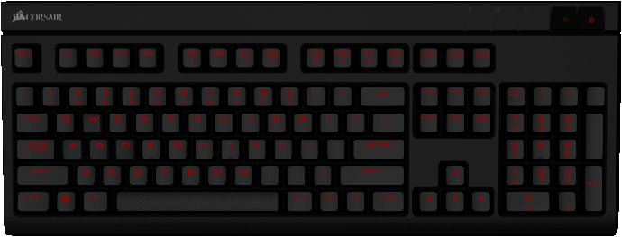 image of corseair-strafe-keyboard