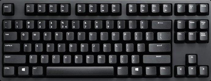 image of novatouch-tkl-typing-keyboard