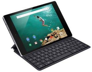 image of nexus-9 tablet keyboard