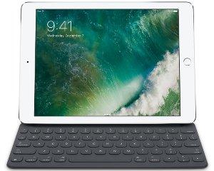 image of smart folio tablet keyboard for iPad pros