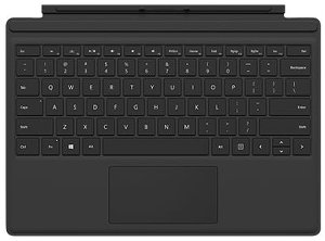 image of surface4-pro tablet keyboard microsoft