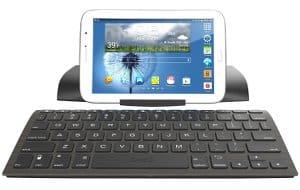 image of ZAGGKeys's universal tablet keyboard