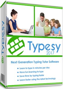 image of typesy typing software