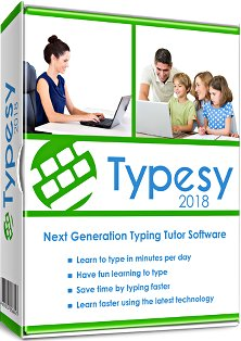 Typesy 2018. Is this the tutor that is most suited to your typing needs? A review.