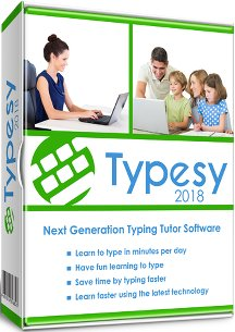 image of Typesy Typing Software 2018