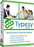 cover image of Typesy Typing