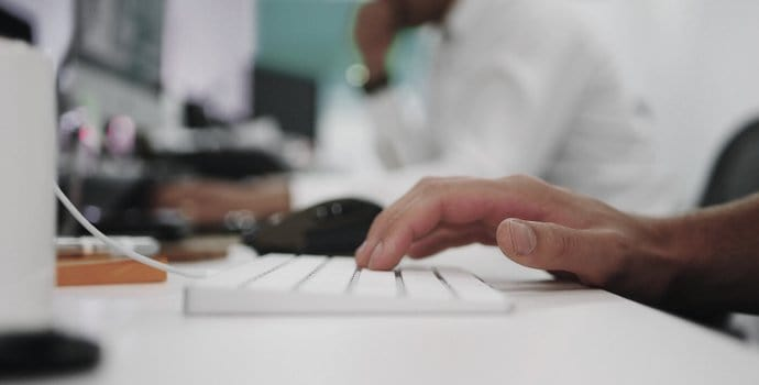 What are the touch typing techniques to improve typing speed and accuracy? We show you 5 areas to focus on.