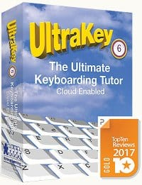 image of ultrakey - best typing software