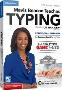 image of Mavis Beacon Teaches Typing - Personal Edition