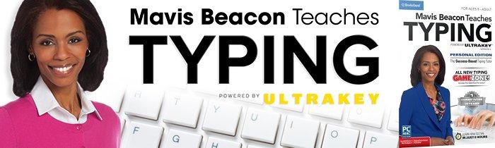 Image of Mavis Beacon Teaches Typing