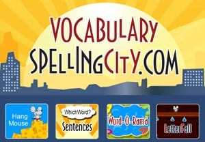 Logo of Vocabulary Spelling City Software