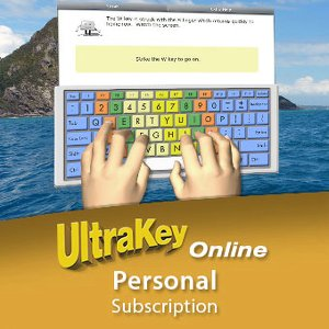 cover image of Ultrakey Online Personal Edition