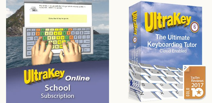 Cover image of Ultrakey Online and Desktop 6.0. A review