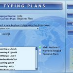 image of Typing Instructor Screenshot - Typing Plans