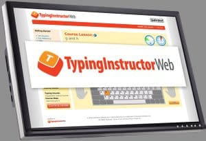 image of Typing Instructor Web