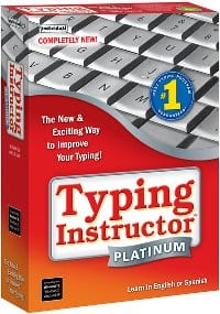 image of Typing Instructor Platinum Software