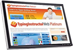 Image of Typing Instructor Web - Tutor
