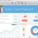 Image of 7 Speed Reading - Screenshot Dashboard