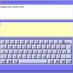Image of Kiran's Typing Tutor - Screenshot Lessons