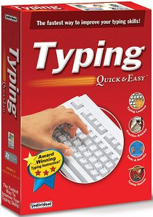 Image of Typing Quick and Easy 17