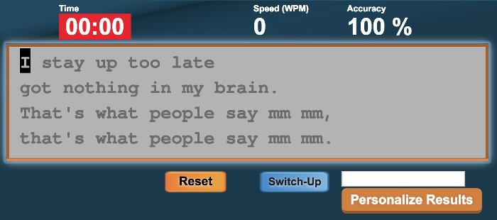 Image of Typing Test – Top 10 Tests To Check Your Speed