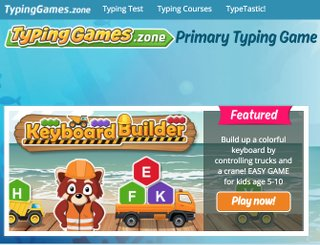 Free typing zone