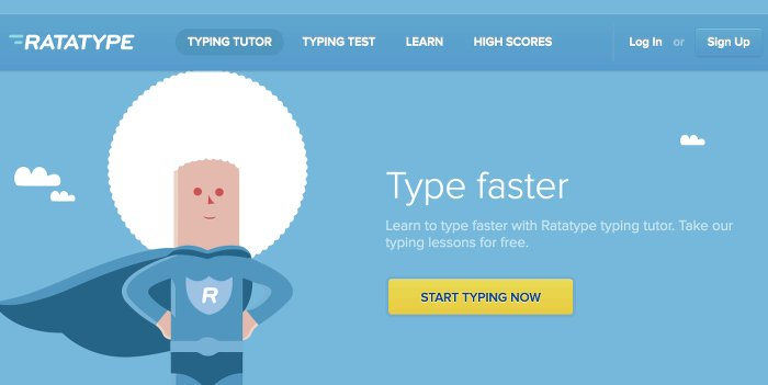 Image of Ratatype tutor