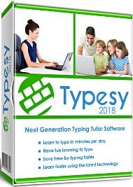 Cover image of Typsey 2018