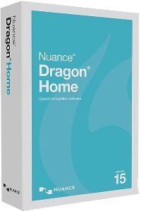 Image of Dragon Home Dictation Software