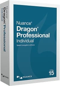Image of Dragon Professional Dictation Software