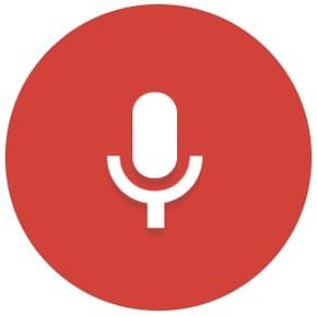 Image of Google Voice Typing