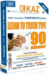 Cover Image of Kaz Typing - Business Edition