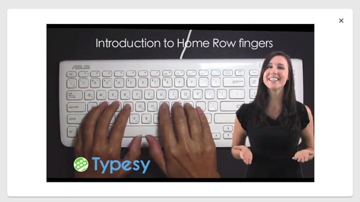 Image of Typesy Review - Video Lessons
