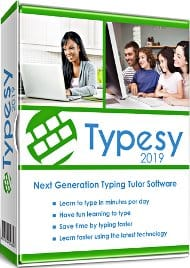 Cover image of Typsey 2019